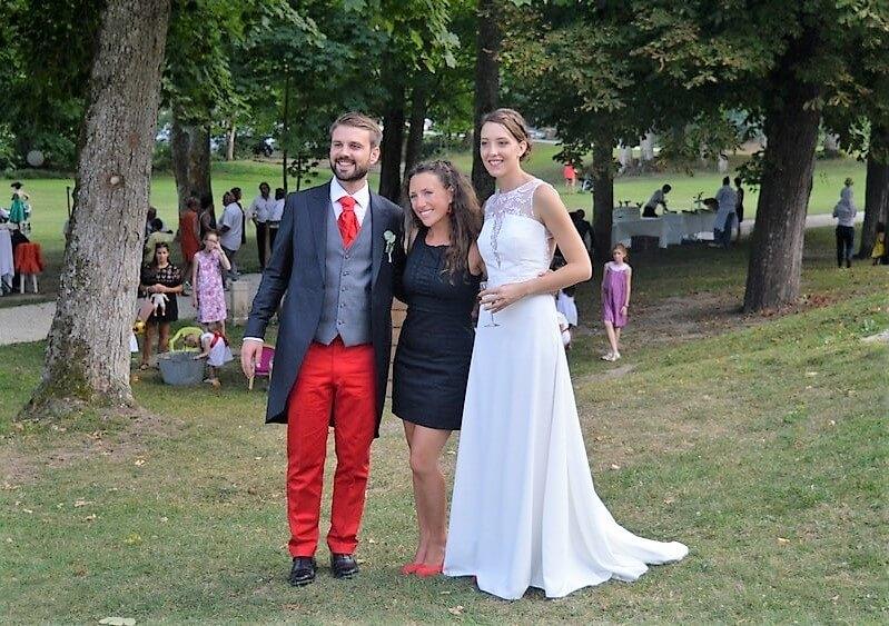 MonaLisa wedding planner tours 37 organisation mariage mariés hotel noble vernou sur brenne