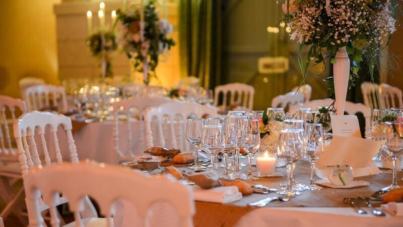 MonaLisa wedding planner tours 37 organisation mariage décoration tables champêtre chateau de la bourdaisière