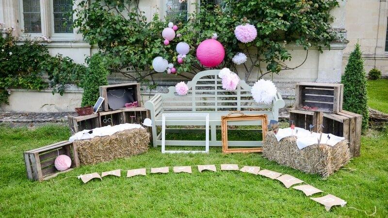 MonaLisa wedding planner tours 37 organisation mariage décoration photobooth paille lanternes japonaises