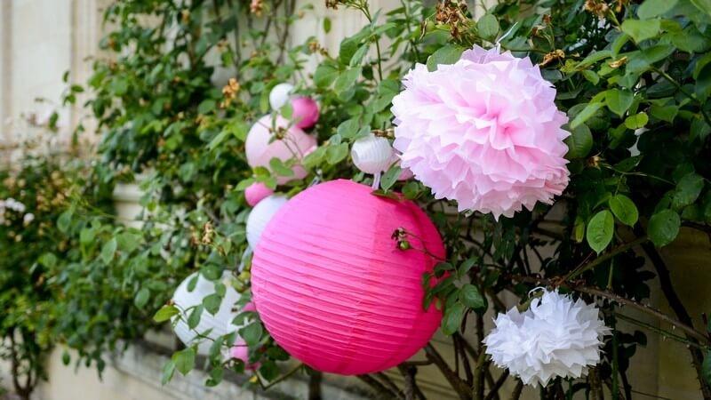 MonaLisa wedding planner tours 37 organisation mariage décoration photobooth boules japonaises