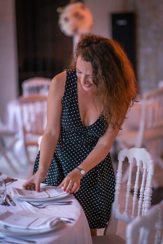MonaLisa wedding planner tours 37 organisation mariage installation décoration art hotel