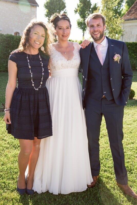 MonaLisa wedding planner tours 37 organisation mariage couple mariés