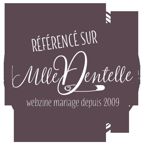 Wedding planner tours référencement mademoiselle dentelle