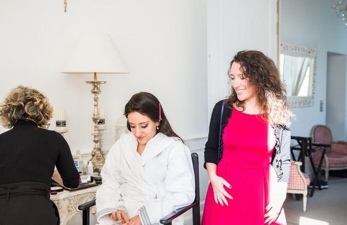 MonaLisa wedding planner tours 37 organisation mariage préparatifs mariée château de la vaudère