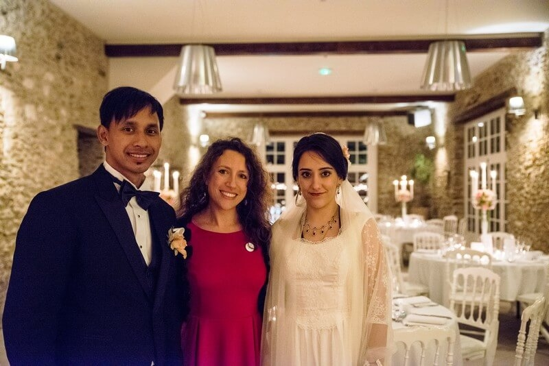 MonaLisa wedding planner tours 37 organisation mariage mariés château de la vaudère