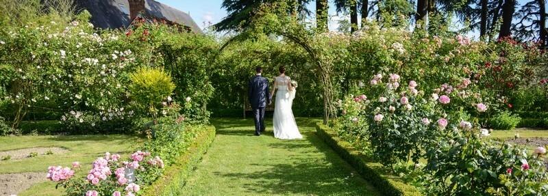 MonaLisa wedding planner tours 37 organisation mariage mariés parc château de la bourdaisière fleurs