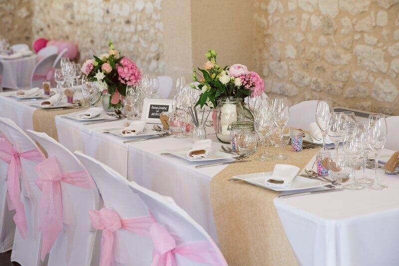 MonaLisa wedding planner tours 37 organisation mariage décoration champêtre armandière