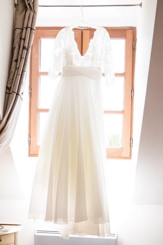 MonaLisa wedding planner tours 37 organisation mariage robe de mariée élégante