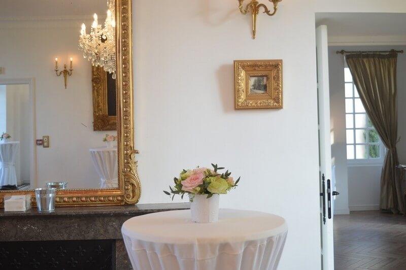 MonaLisa wedding planner tours 37 organisation mariage décoration chateau de la vaudère fleurs thème pastel