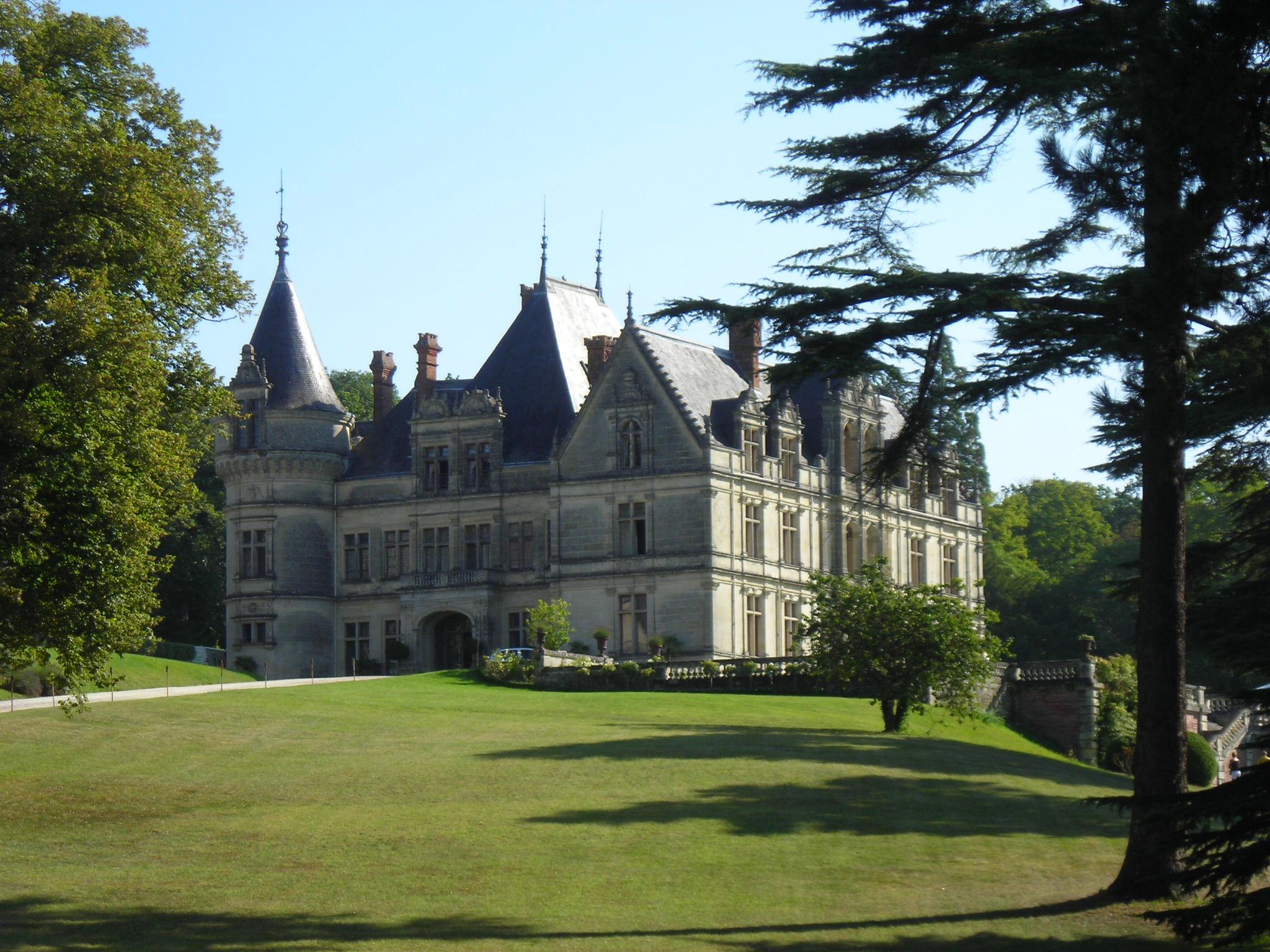 wedding planner tours 37 organisation mariage château Bourdaisière