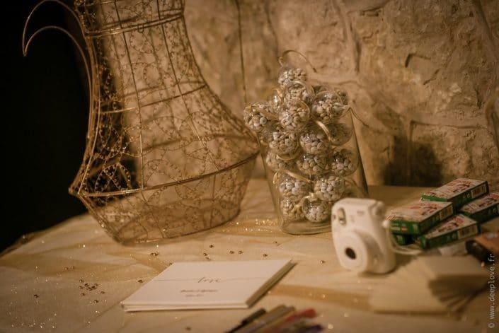 MonaLisa wedding planner tours 37 indre et loire mariage art hotel décoration blanc et or
