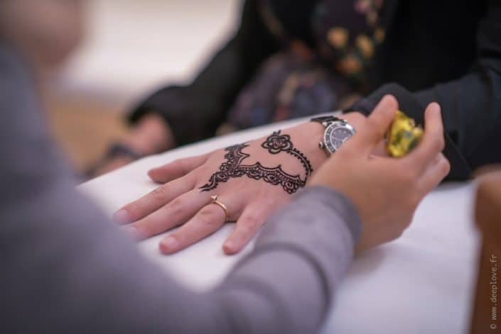 MonaLisa wedding planner tours 37 indre et loire mariage art hotel animation henné