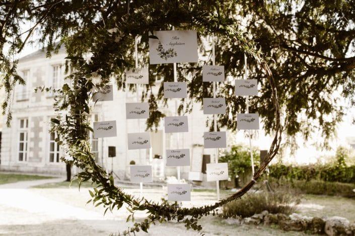 wedding planner tours 37 indre et loire touraine mariage chateau décoration plan salle laborde saint martin