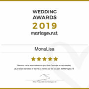 Weddingplanner- Tours- Indre et LoireWedding_Awards_2019