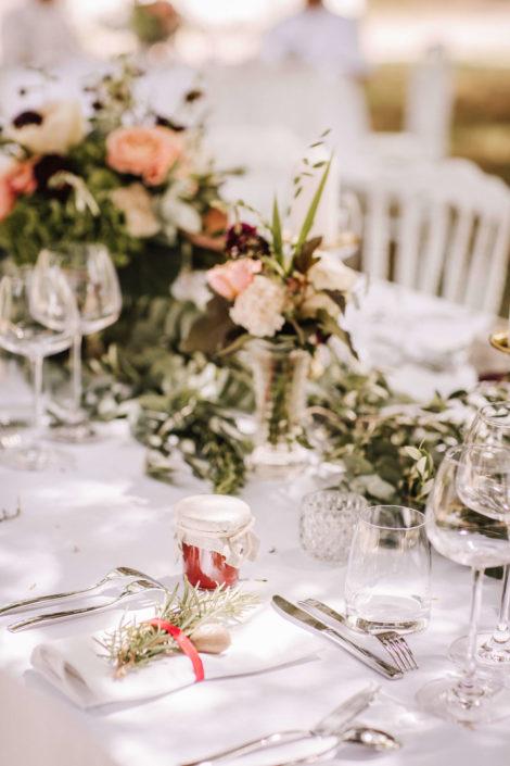 photo décoration table mariage-wedding planner - Tours- Indre et Loire