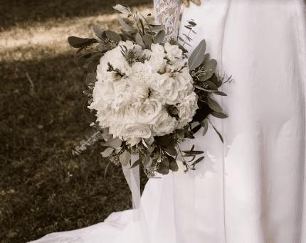 wedding- planner- tours - indre et loire- bouquet
