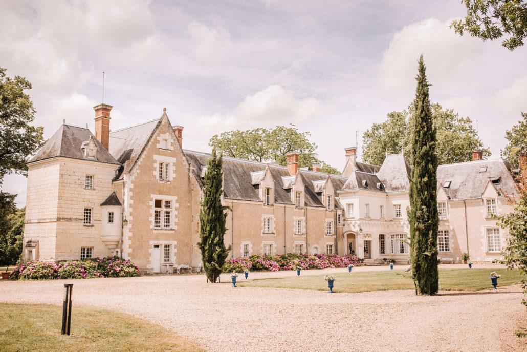 wedding planner - Tours- Indre et Loire - château de razay - lieu de reception