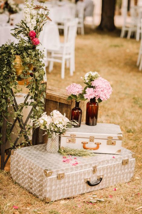 wedding planner - Tours- Indre et Loire - décoration extérieure