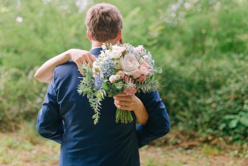 mariée mariage bouquet wedding planner tours touraine